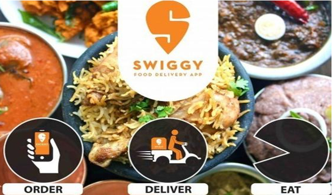 Swiggy raises US  million in Series E funding led by Naspers