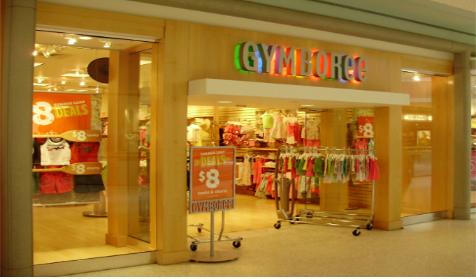 Kids' clothing chain Gymboree files for Chapter 11 bankruptcy