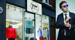 Sustainable fashion brand Tom Cridland to introduce The Real Music Collection