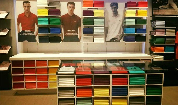 Lacoste plans to expand retail footprint in Delhi, Mumbai