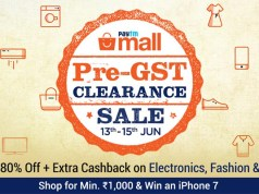 Ahead of GST rollout, retailers dole out massive discounts