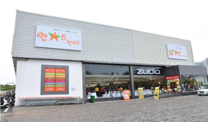 Trent Hypermarket debuts at Hyderabad