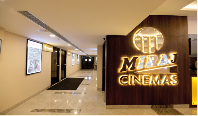 Miraj Cinemas all set to take a big leap