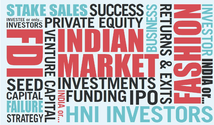 Funding and investments in Indian fashion