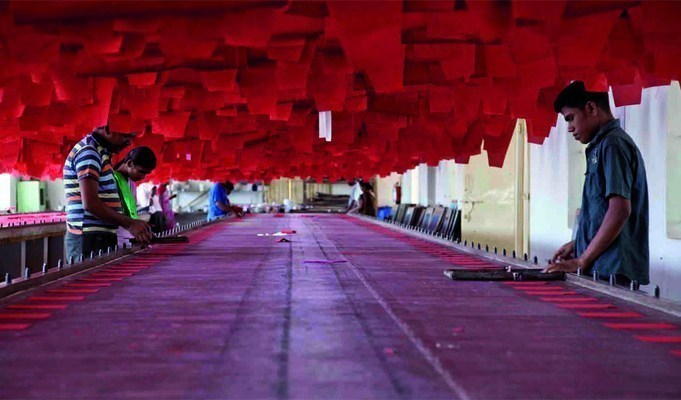Textile industry size to touch US 0 bn in 2 years