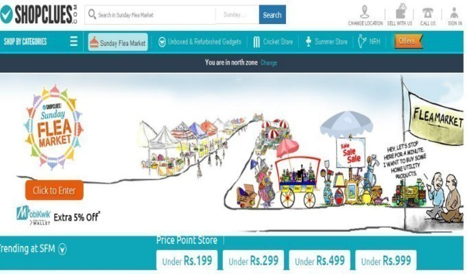 ShopClues announces Super Bargain Sale from July 8 to July 16