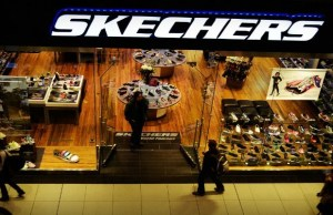 Skechers to open 300 new outlets over next five years