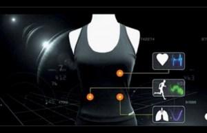 New sensor to turn any clothing into fitness tracker