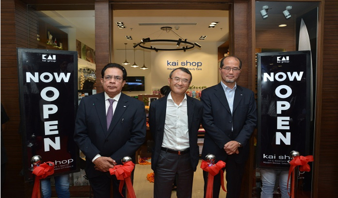 KAI Group forays into Indian market; opens first outlet at Select CityWalk