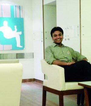 Nishant Poddar, Chief Marketing Officer, Universal Sportsbiz Pvt. Ltd