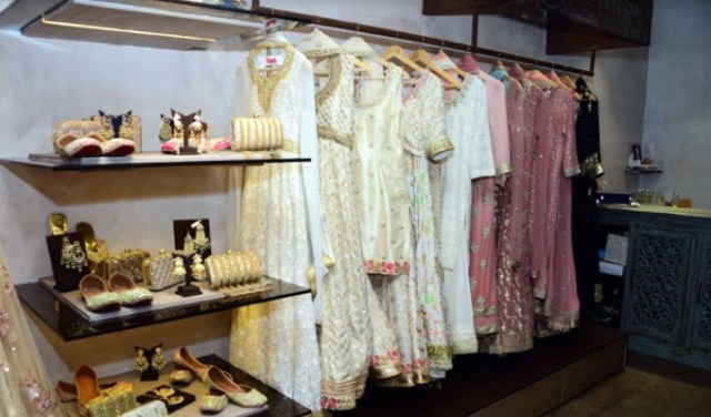 1629dc65e78 Designer Bhumika Grover launches flagship eponymous outlet in Mumbai ...