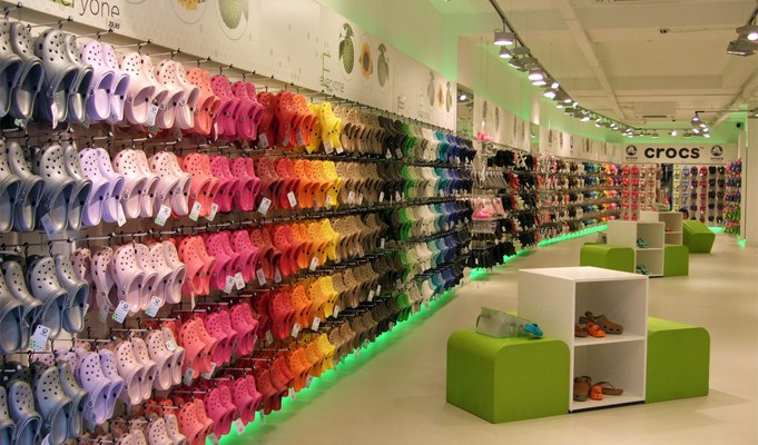 3688b0d09 Crocs to double India business in 3 years