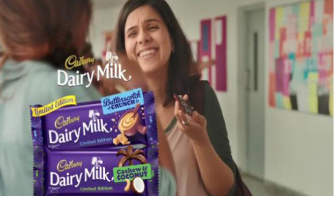 Cadbury Dairy Milk introduces two new limited edition flavours