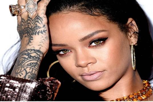 Rihanna launches novelty socks line