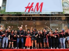 H&M opens debut store at Vietnam