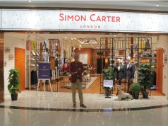 British Designer, Simon Carter launches fashion brand `Simon Carter'