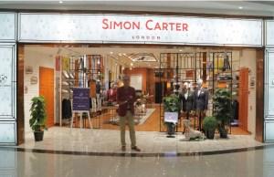 British Designer, Simon Carter launches fashion brand `Simon Carter'