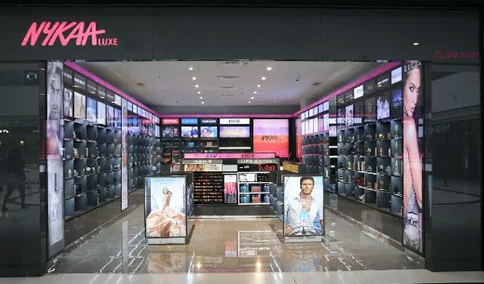 Nykaa opens Nykaa Luxe in Delhi's Khan Market, to open 30 more stores by 2020