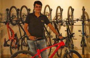 Ashish Thadani, CEO, Ciclo Cafe