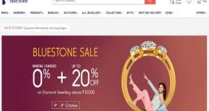 BlueStone eyes Rs 1,000 crore revenue from e-commerce in the next two years