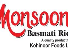 Kohinoor Foods Ltd. launches Monsoon brand basmati rice