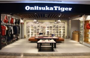 Onitsuka Tiger to open 12 stores in Tier I cities by 2020