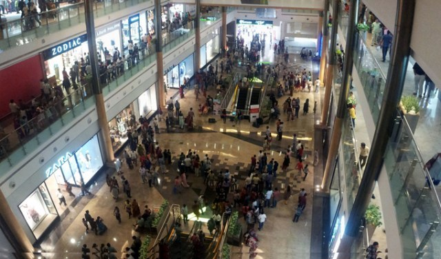 34 new shopping malls covering 13.6 million sq.ft. to come up by 2020 in 8 cities: Cushman & Wakefield