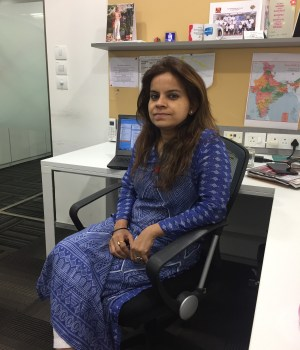 Shardah Uniyal, Global Head - Branding & Communications, Aditya Birla Group (Birla Cellulose)