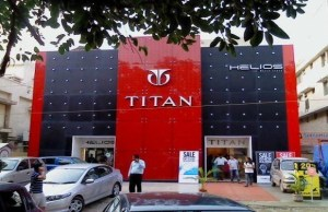 GST impacts Titan's jewellery division
