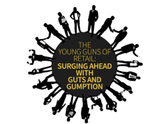 The young guns of retail: Surging ahead with guts and gumption