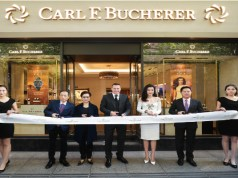 Carl F. Bucherer opens first boutique in Shanghai