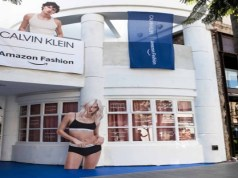 Calvin Klein announces holiday retail experience with Amazon Fashion