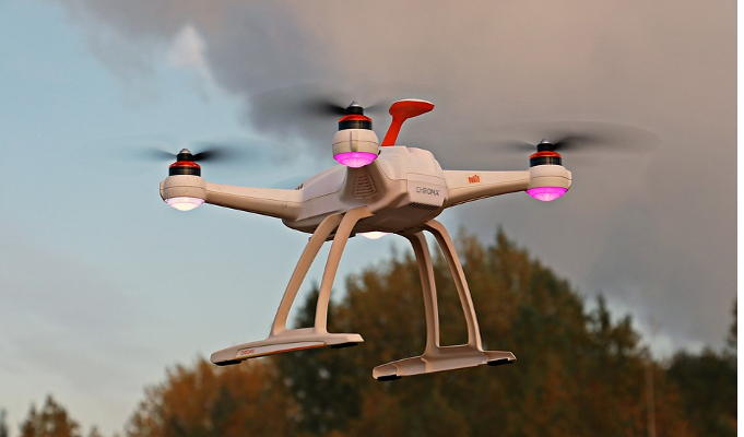 E-commerce will be able to do deliveries using drones