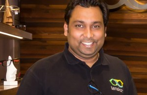 Amit Chaudhary,Co-Founderand COO, Lenskart