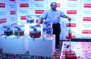 Prestige Clean Home charts growth plan on the back of new product launches