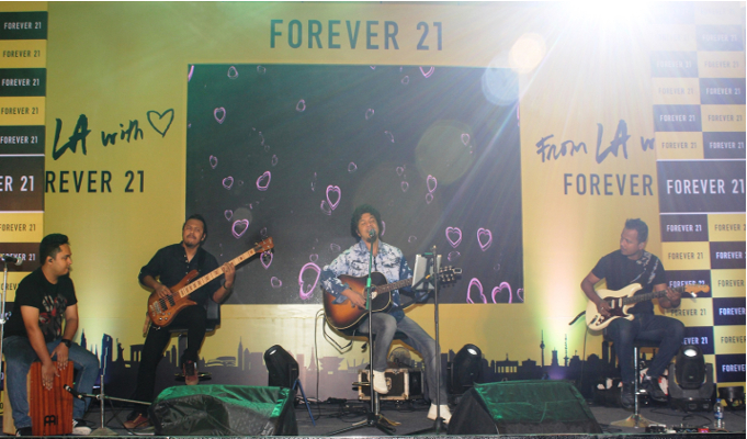 Forever 21, a Los Angeles brand enters Kolkata