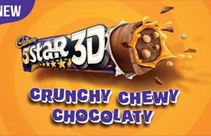 Product Innovation: Mondelez India introduces a 3D chocolate bar