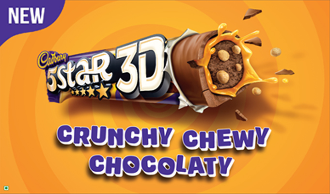 Product Innovation: Mondelez India introduces a 3D chocolate bar