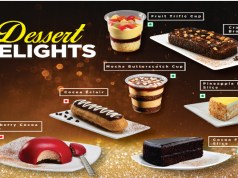 Café Coffee Day launches 'Dessert Delights' menu
