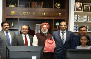 Louis Philippe from Aditya Birla Fashion and Retail Ltd. enters Nepal