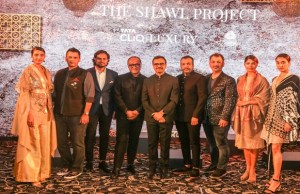 Tata CLiQ Luxury launches new Indi Luxe portfolio with The Shawl Project