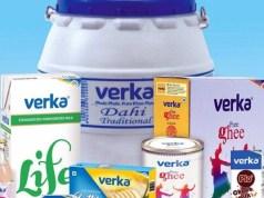 Verka forays into New Delhi market