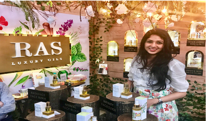RAS Luxury Oils to foray into European market