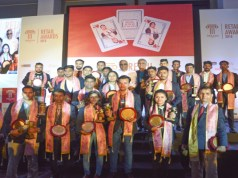 The TRRAIN Retail Awards 2018 recognize the real heroes of India's booming retail industry