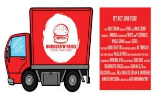 Himalaya Food International Ltd introduces Burgers'n'Fries