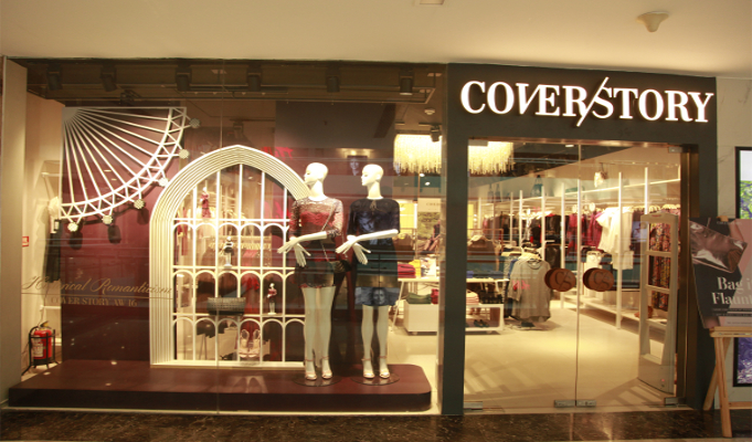 Cover Story launches flagship store at Ambience Mall, Gurugram