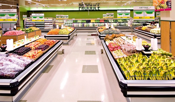 The changing landscape of food retailing in India