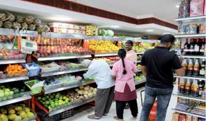 Ponnu Super Market claims to have the largest base of loyal customers in Chennai