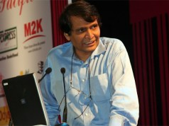 India can cater to global processed food market: Suresh Prabhu