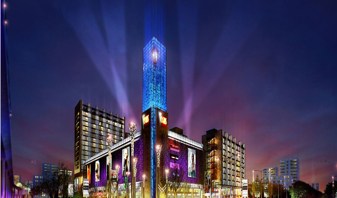 Vegas Mall to host a hotbed of international brands, be fully-functional by end 2018